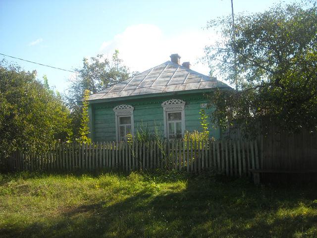 Дом Гуль Никифора в Медвёёдовке. Фото Г.Тарнавского.