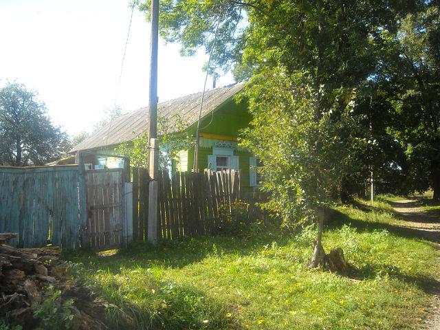 Дом Лысенко Семена в Медвёдовке. Фото Г.Тарнавского.