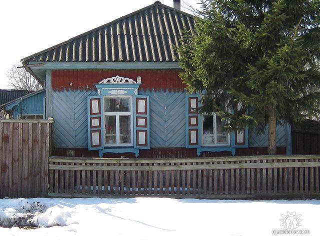 Посёлок Ульяновское. Фото Л.Литвиновой.