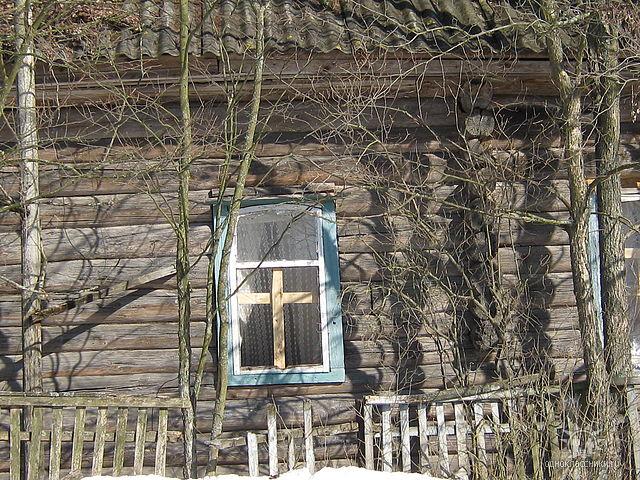 Сельский клуб в посёлке Ульяновское. Фото Л.Литвиновой.