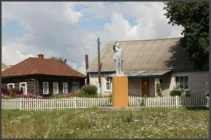 Медпункт в с.Тимоновичи (фото Г.Тарнавского)