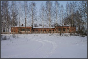 "Офис агрокомпании ""Нива"" в с. Тимоновичи (фото Г.Тарнавского)"