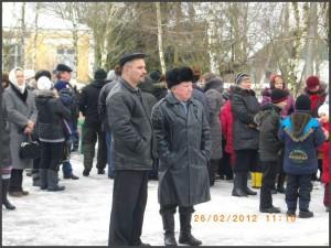 Митинг по выражению недоверия главе сельского совета